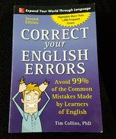 Used Correct your English Errors in Dubai, UAE