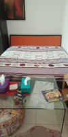 Used King size Bed with Mattress in Dubai, UAE