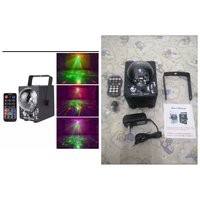 Used LED stage light laser light for disco in Dubai, UAE