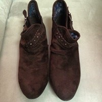 Used BHS profile ankle length boots, Worn Only Once In Excellent Condition  in Dubai, UAE
