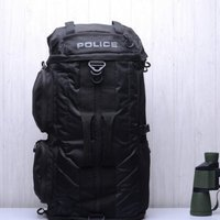 Used POLICE BRAND TRAVEL BAG DUFFLE in Dubai, UAE