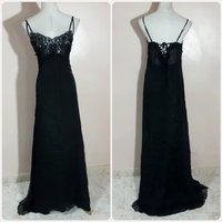 Night wear long dress