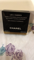 Used CHANEL Les 4 Ombres #268 in Dubai, UAE