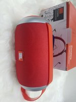 Used New speakers red JBL higher sound in Dubai, UAE