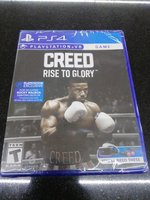 Used CREED RISE TO GLORY PS4 VR GAME in Dubai, UAE
