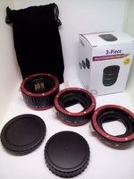 Used Macro extension tube for Canon DSLR only in Dubai, UAE