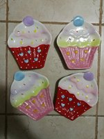 Used 4 flat plate cupcake design in Dubai, UAE