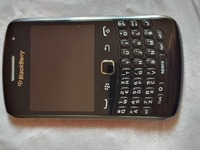 Used Blackberry Curve 9360, well used in Dubai, UAE