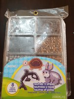 Used Perler beads multi color in Dubai, UAE
