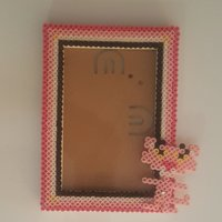 Pink panther Photo Frame