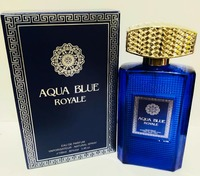 Used Aqua blue perfume in Dubai, UAE