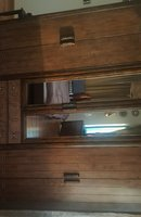 Used Hardwood wardrobe 6 doors / 2 drawers in Dubai, UAE