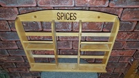 Spice Rack/Stand