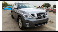 Used Nissan Patrol Platinum V6 Model 2017 in Dubai, UAE