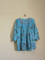 Used Blue Loose Shirt in Dubai, UAE