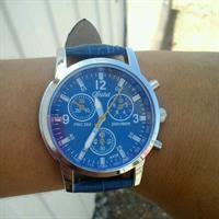 Men Blue Watch