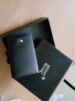 Used MONT BLANC CARD HOLDER WALLET in Dubai, UAE
