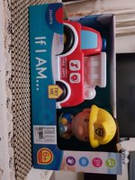 Used Juniors - Fire Truck toy car - big&small in Dubai, UAE