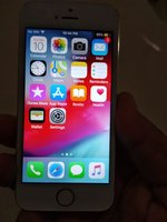 Used iPhone 5S Gold 64 GB without Facetime in Dubai, UAE