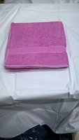 Used 6 pcs bath towels set 70*140 cms in Dubai, UAE