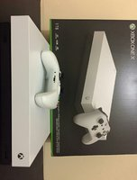 Used XBOX ONE X Robot White Special Edition in Dubai, UAE