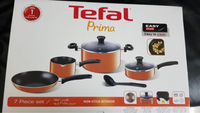 Tefal Prima 7 pieces cookware set!