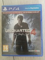Used Unchartered 4 ps4 new in Dubai, UAE