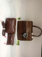 Used Christian Dior ladies bag 3 in 1 set in Dubai, UAE