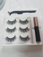 Used Magnetic false Eyelashes kit in Dubai, UAE