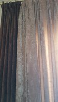 Used 2 pieces curtains in Dubai, UAE