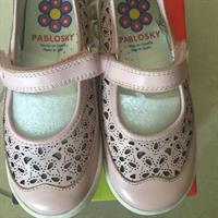 #Pablosky Gilrs Light Pink Shoes