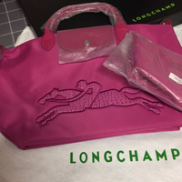 Used Longchamp Victoire with Pouch (Brandnew) in Dubai, UAE