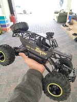 Used RC Scrawler 4motor Toy Car in Dubai, UAE
