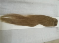 "Used Cougar Clip In Remy Hair 18"" Colour #8. in Dubai, UAE"