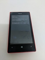 Used Nokia mobile 520 # screen cracked in Dubai, UAE