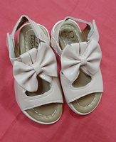 Used Baby girls shoes, 22 size in Dubai, UAE