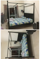 Used Four Poster Bed in Dubai, UAE