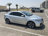 Used Kia Koup 2011 model in Dubai, UAE