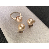 Authentic SOUTHSEA PEARL with Diamond