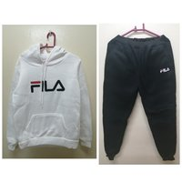 Used Fila Sweatshirt hoodie trouser Tracksuit in Dubai, UAE