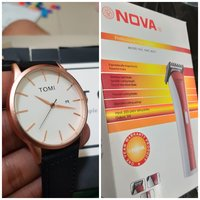 Used Original TOMI Watch~ 🆓️ Hair Trimmer🆕️ in Dubai, UAE