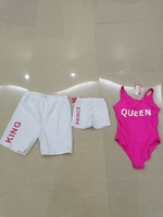 Used Family swimsuit set NEW in Dubai, UAE