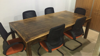Used Meeting table - wood in Dubai, UAE