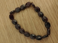 Used Authentic Garnet Bracelet in Dubai, UAE