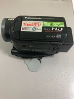 Used Panasonic HDC camcorder in Dubai, UAE