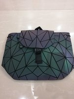 Used REFLECTIVE RAINBOW GEOMETRIC BACKPACK in Dubai, UAE