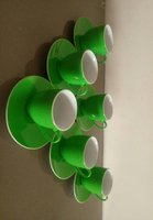 Used New set of cups and saucers in Dubai, UAE