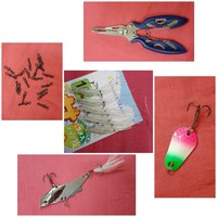 Used Fishing items ! in Dubai, UAE