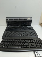 Bundle branded keyboard used