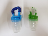 Used Fresh fruit baby pacifiers 2 pcs in Dubai, UAE